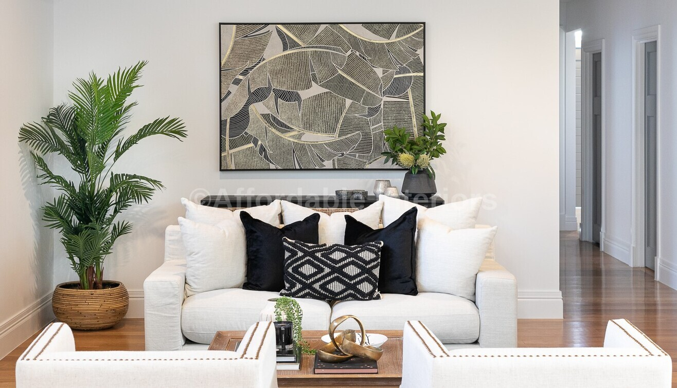 Affordable Interiors Property Styling